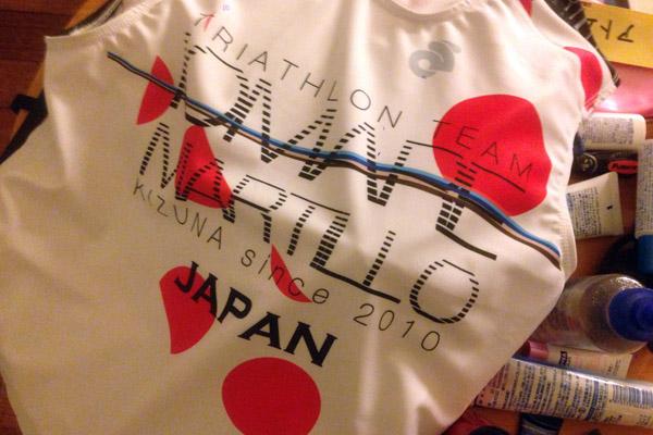 石垣島トライアスロン大会 2013 完走しました。
