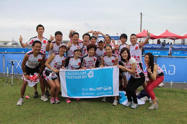 ishigaki03 石垣島トライアスロン大会 2013 完走しました。