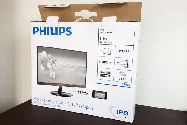 04 600x400 Macと相性抜群な「PHILIPS 21.5型/23型 IPS液晶ワイドディスプレイ」で作業効率化! 写真15枚レビュー&5つのお薦めポイント