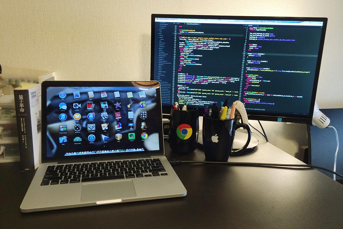 main2 Macと相性抜群な「PHILIPS 21.5型/23型 IPS液晶ワイドディスプレイ」で作業効率化! 写真15枚レビュー&5つのお薦めポイント