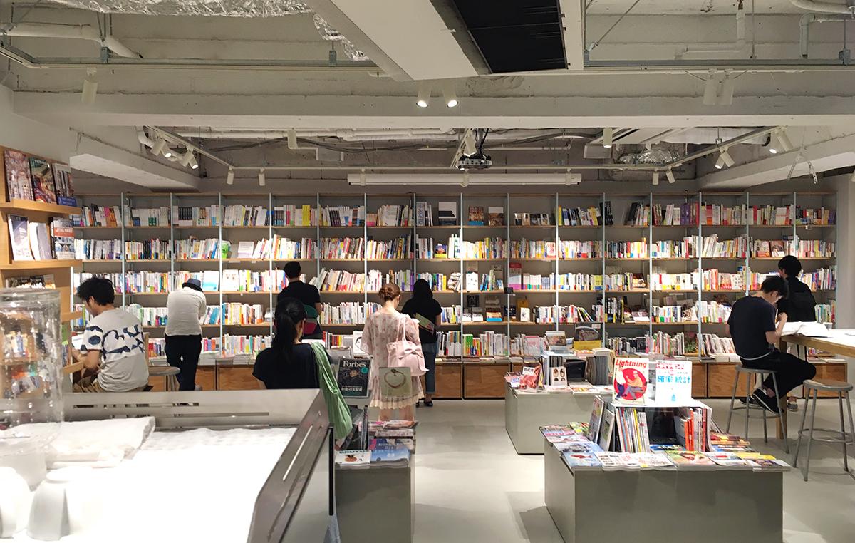 IMG 4004 渋谷に新しい本屋を作りました。
