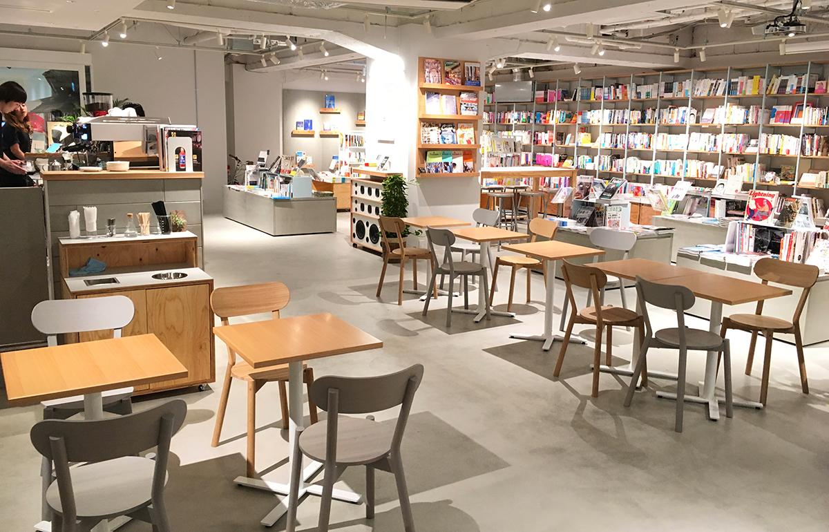 IMG 4015 渋谷に新しい本屋を作りました。